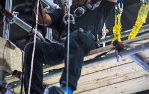 Formation travail en hauteur : Port du Harnais sur sites NON équipés