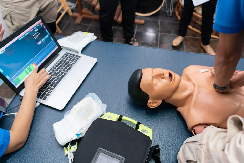 Sauveteur secouriste du travail S.S.T - Maintien et actualisation des compétences
