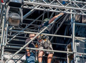 Rigging Accroche équipements du spectacle​