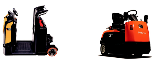 Catégorie 2B camions tracteurs industriels