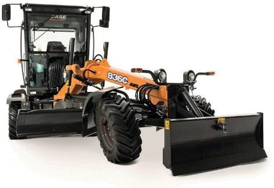 Classe C3: Machines de nivellement à mouvement alternatif