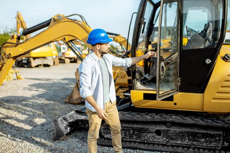 CACES R482 Engins de chantier