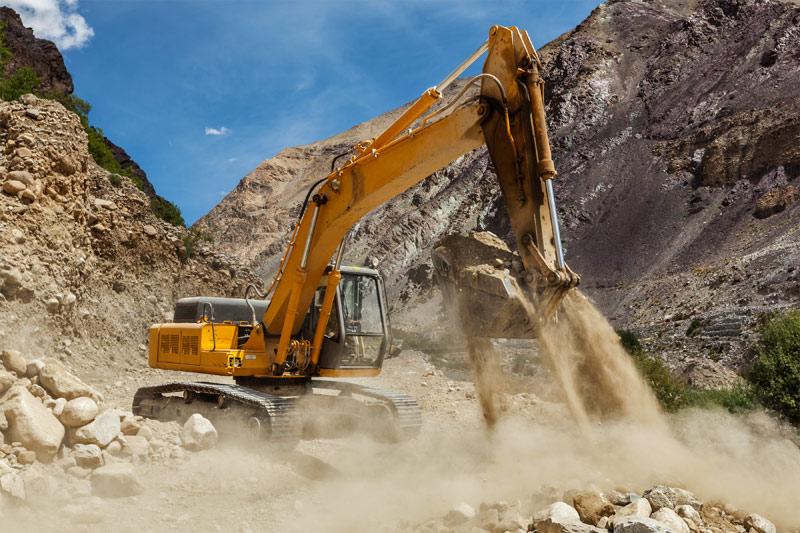 Programme CACES R482 Engin de chantier